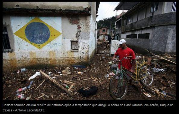 Foto: Antonio Lacerda/EFE
