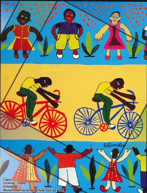 Ciclismo - Ermelinda - 2006 - naif